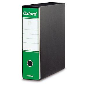 oxford raccoglitore  Raccoglitori ad anelli Oxford dorso 8 cm - Rajapack