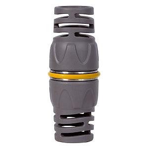 Raccord réparateur de tuyau (ø 15 mm) Hozelock