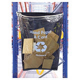 Racksack Clear waste recycling and segregation bags