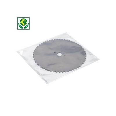 RAJA 125 micron polythene bags