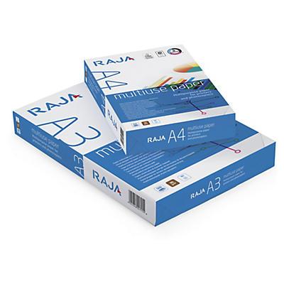 RAJA A4 & A3 multi-purpose copier paper