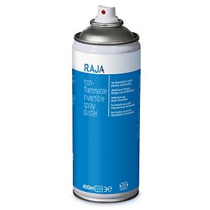 RAJA Aria compressa rimuovi polvere, Non infiammabile, Bomboletta da 400 ml