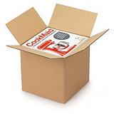 RAJA Caja embalaje canal doble 400 x 400 x 400 mm (largo x ancho x alto)