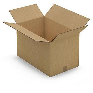 RAJA Caja embalaje canal doble 500 x 310 x 310 mm (largo x ancho x alto)