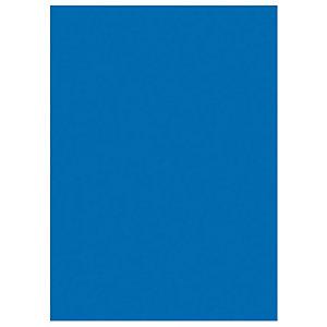 RAJA Sous-chemises 80g - 22 x 31 cm - Turquoise