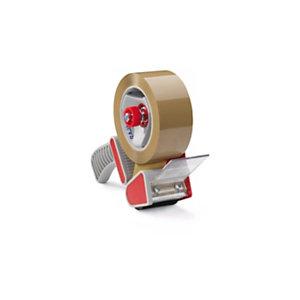 RAJA Dispensador de cinta de embalar de 50 mm de ancho