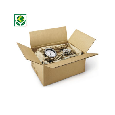 RAJA double wall cardboard export boxes