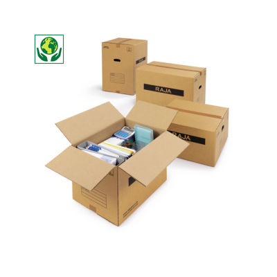 RAJA double wall removal boxes