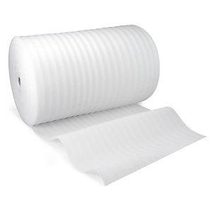 RAJA Film de espuma 160 cm x 250 m (ancho x largo), espesor 2 mm