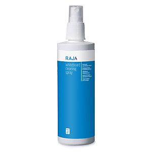 RAJA Nettoyant pour tableau blanc - Spray 250 ml