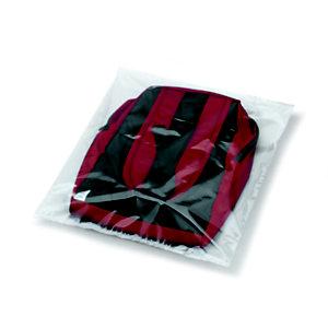 RAJA Sachet plastique - 40 x 60 cm - Epaisseur 50 microns - Transparent