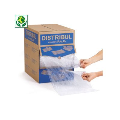 RAJA small bubble wrap dispenser box