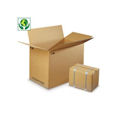 RAJA triple wall cardboard loading cases