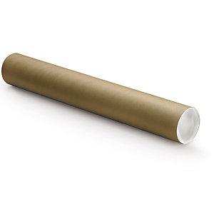 RAJA Tubo para envíos 60 x 750 mm (diámetro x largo)