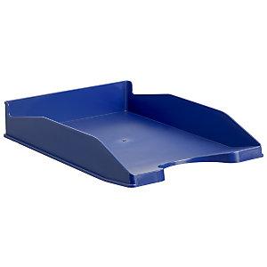 RAJA Vaschetta portacorrispondenza, A4, Polistirene, Blu