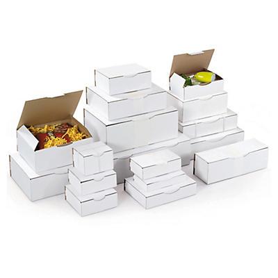 RAJAPOST white postal boxes (under 240mm)