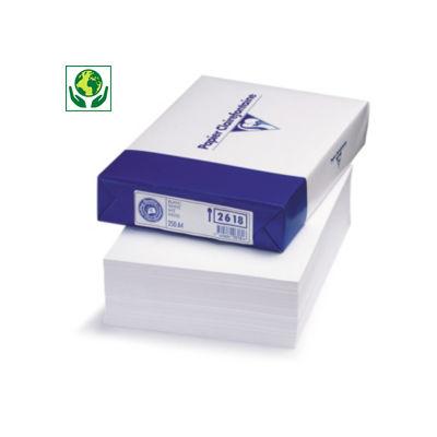 Ramette papier A4 110 et 160g CLAIRALFA