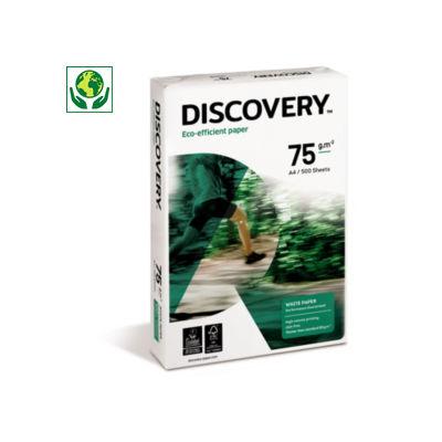 Ramette papier A4 75g DISCOVERY