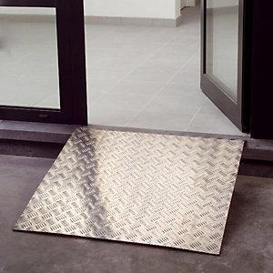Rampe de passage de seuil 80 x 80 cm
