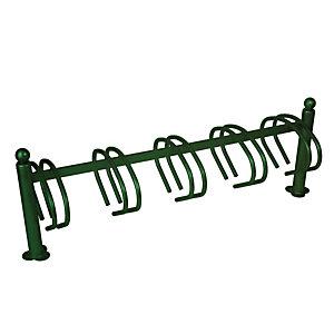 Range-vélo vert 10 places