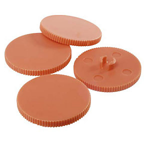 Rapid Disco de repuesto para taladro, plástico