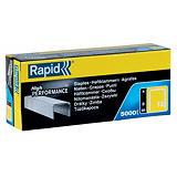 RAPID Punti galvanizzati - 13/8 - 8 mm - metallo - Rapid - conf. 5000 pezzi