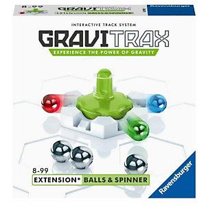 Ravensburger, Giochi di società, Gravitrax balls   spinner, 26979