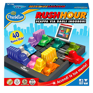 Ravensburger, Giochi di società, Rush hour, 76300