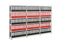 Rayonnage archives pour classeurs