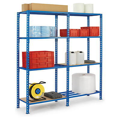 Rayonnage industriel semi-lourd Store+##Middelzware legbordstelling Store+