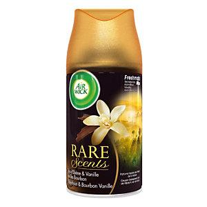Recharge Air Wick Fresh Matic bois d'ébène et vanille 250 ml