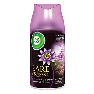 Recharge Air Wick Fresh Matic fleurs de lotus 250 ml