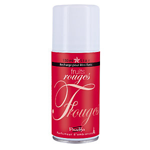 Recharge pour diffuseur de parfum Mini Basic Fruits rouges 150 ml