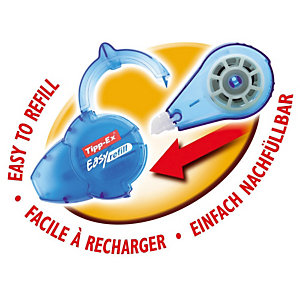 Recharge Easy Refill Tipp-Ex 5 mm x 14 m