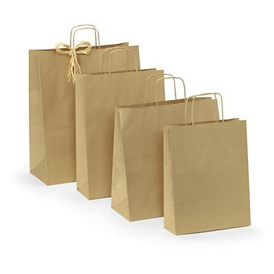 Recycling-Papiertragetaschen