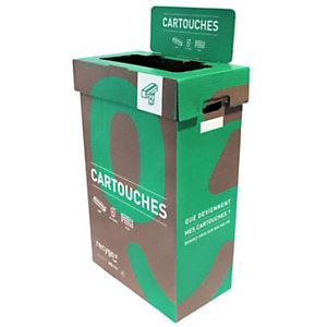 recygo ECOBOX boîte de collecte pour le tri et recyclage des cartouches