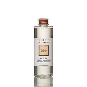 Refill per diffusore a bastoncini al Tè Bianco Collines de Provence, 200 ml