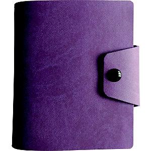 Reflexa® Portatessere, 9 x 10 cm, Lilla/Viola