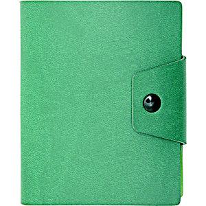 Reflexa® Portatessere, 9 x 10 cm, Verde scuro/Verde chiaro