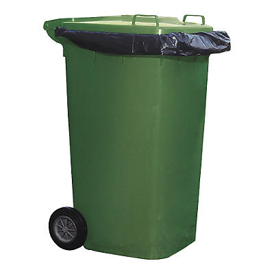 Refuse sacks for wheelie bins