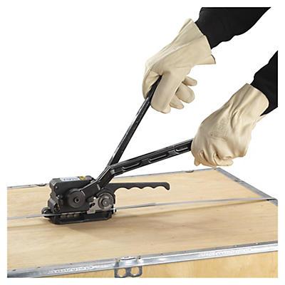 Reggiatrice manuale per reggia in ferro
