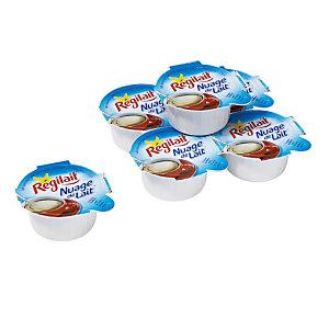 REGILAIT Nuage de Lait, lait concentré, sachet de 10 coupelles