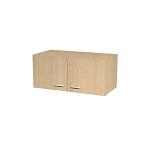 Rehausse d'armoire Wood Ht 40 cm - Chêne