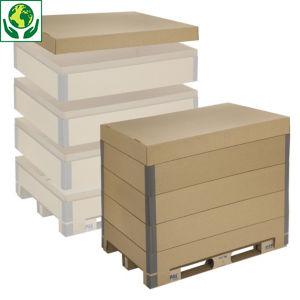 Rehausse carton KAYPAL