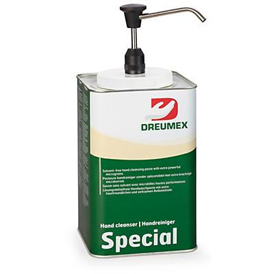Savon en pâte et savon en gel Dreumex®##Reinigingspasta en reinigingsgel Dreumex®