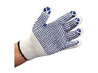 Rękawice nakrapiane jednostronnie