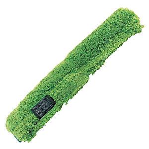 Revêtement de rechange pour mouilleur microfibre pour vitres, largeur 45cm, Unger