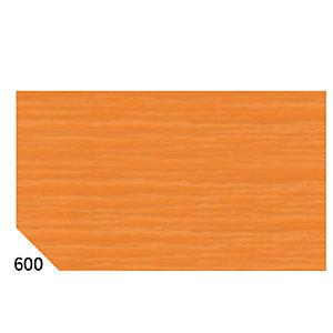 REX SADOCH Carta crespa - 50x250cm - 60gr - arancione 600 - Sadoch - Conf.10 rotoli