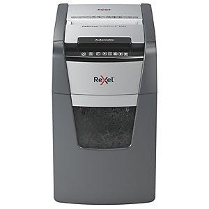 Rexel AutoFeed+ 150X Destructora automática de corte en partículas, 44 l, Seguridad P-4