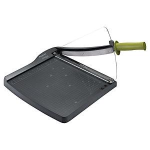 Rexel ClassicCut™ CL100 Guillotina, A4, cuchilla de acero inoxidable, 10 hojas, 68 x 438 x 359 mm, carbón